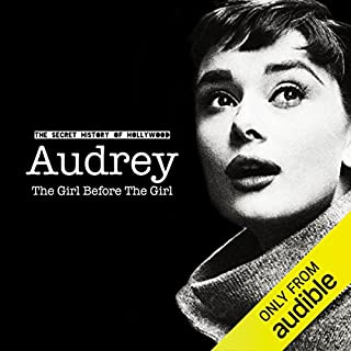 Audrey: The Girl Before the Girl cover art