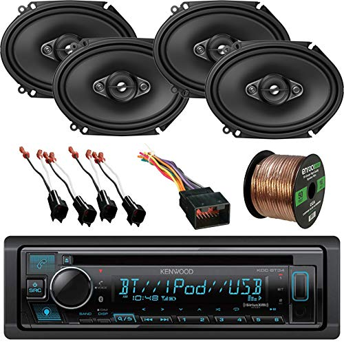 dual cd player wiring harness - 5