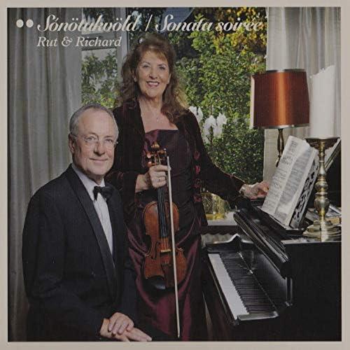 Rut Ingólfsdóttir & Richard Simm