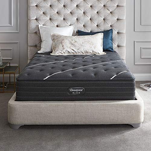Learn More About Beautyrest Black C-Class Medium King Mattress and Low Profile Box Spring