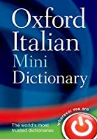 Oxford Italian Mini Dictionary: Italian-English/ English-Italian