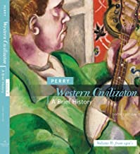 Perry, Western Civilization Volume 2 Brief 6e 6th edition by Perry, Marvin (2007) Paperback