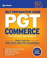 KVS PGT Self Preparation Guide Commerce Recruitment Exam