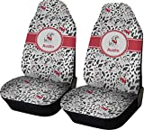 YouCustomizeIt Dalmation Car Seat Covers (Set of Two) (Personalized)