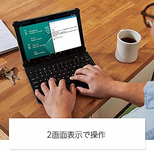 【NEW】FireHD10Plusエッセンシャルセット(キーボード付きカバー+Microsoft365Personal1年版)スレート32GB