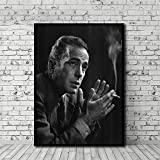 Sungup Humphrey Bogart Poster Leinwanddruck Gemälde