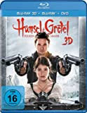 Bluray Horror Charts Platz 8: Hänsel und Gretel: Hexenjäger (+ Blu-ray + DVD) [Blu-ray 3D]