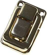 Touch Futu 1 stk. Retro decoratieve haspe Toggle Catch Lock met schroeven voor koffer borst Trunk Latch sluiting