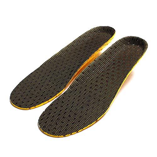 DBSUFV Almohadilla para Zapatos de Tela de Red de absorción de Impactos, Desodorante, Almohadilla para Plantillas Transpirables para Correr, cojín de inserción Universal para Hombres y Mujeres