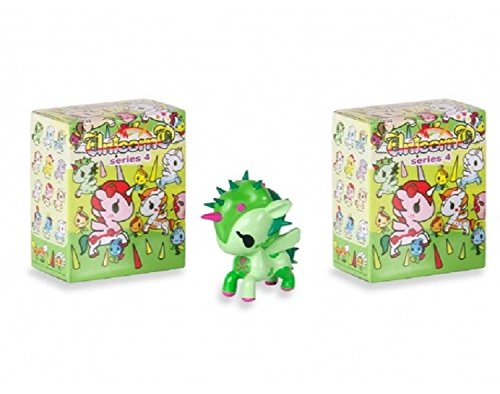 Tokidoki Unicorno et amis Blind Box Figure Collection Licorne