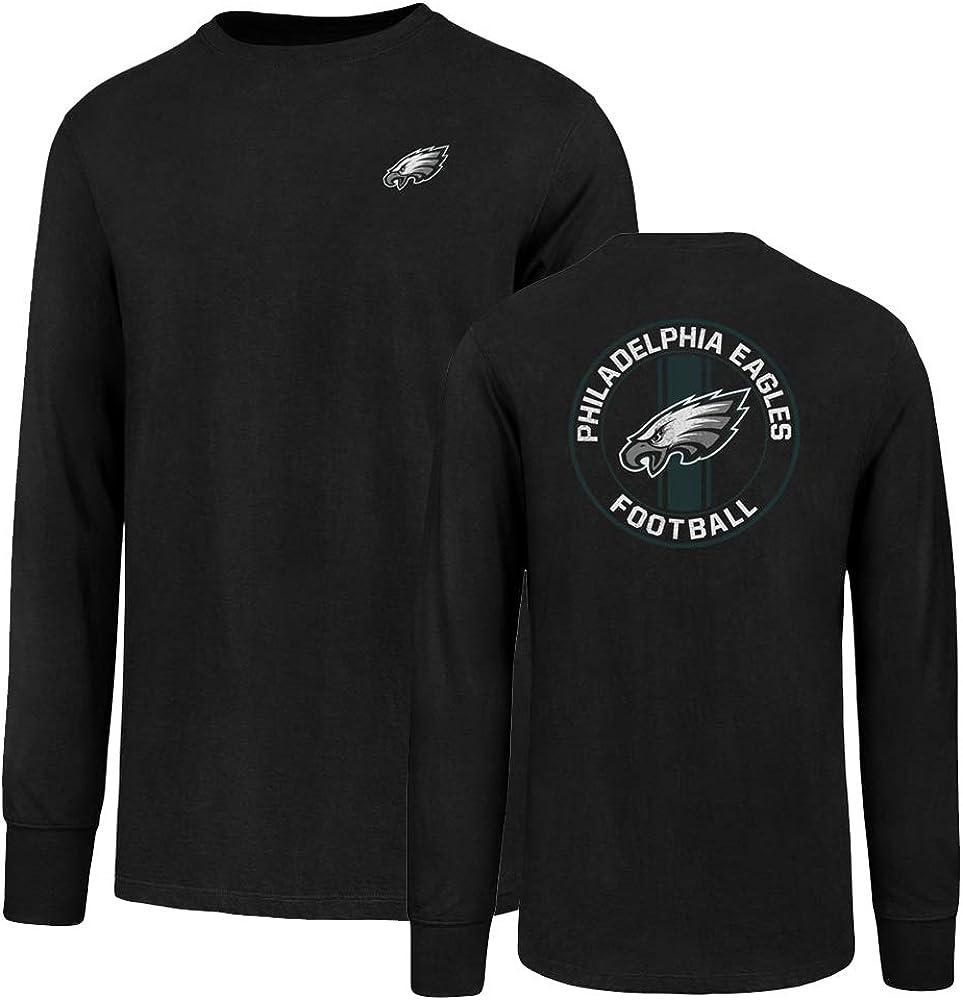 OTS Rival Herren-T-Shirt mit Langen /Ärmeln