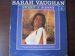sweet n sassy vinyl