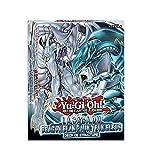 Yu Gi Oh! - Deck de Structure de 41 Cartes La Saga du Dragon Blanc aux Yeux Bleus -...