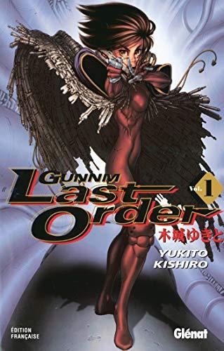 Gunnm Last Order - Tome 01