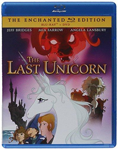 The Last Unicorn [Blu-ray + DVD] [Blu-ray]