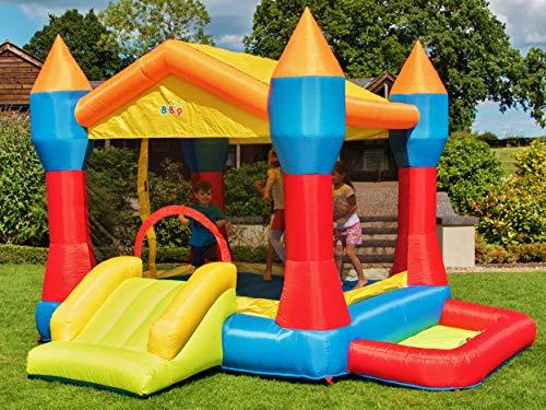 BeBop Party Gonfiabile Castello Gonfiabile per i...