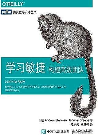 学习敏捷 构建高效团队 (图灵程序设计丛书)