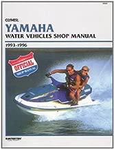 Clymer Yamaha 93 6 Personal Watercraft Manual