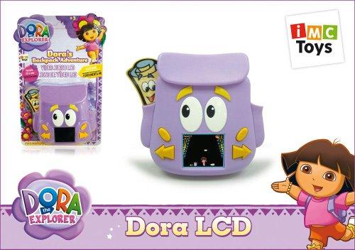 IMC Toys 698001 - Dora La Exploradora. Máquina Comecocos