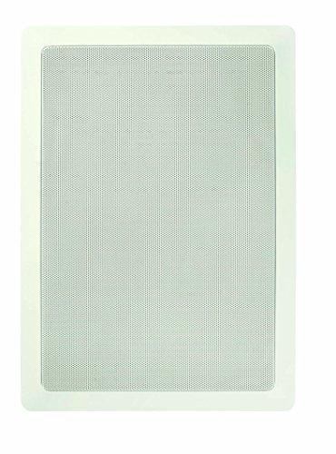 Heco Install INW 802 | High-End Wandeinbaulautsprecher | für Feuchträume (Badezimmer) geeignet | max 200 Watt | 1 Stück - weiß