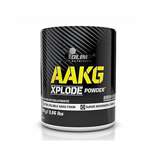 Olimp Sport Nutrition AAKG Xplode Powder, Arancia - 300 g