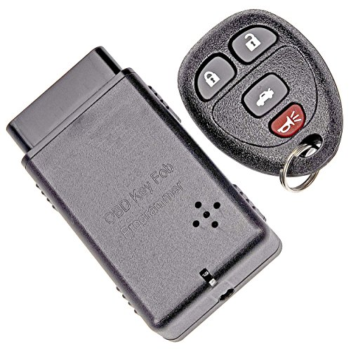 APDTY 112662 Keyless Entry Remote w/Programmer Replacement for OEM 22733523 Only