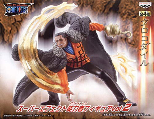 ONE PIECE (one piece) Super Effect Figure vol.2 psychic crocodile [one piece of article] (japan import)