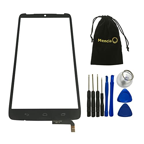 Mencia Touch Digitizer Glass Lens Screen Replacement For Motorola Droid Turbo XT1254