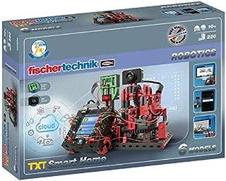 fischertechnik Robotics TXT Smart Home Robotics Construction Set, Multi,
