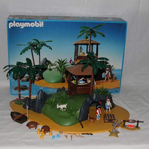 PLAYMOBIL 3799 - Schatzinsel