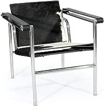 Kardiel Sling Chair, Black & White