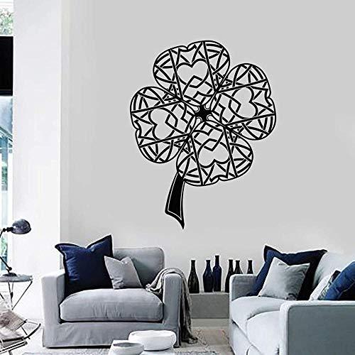 Etiqueta engomada de la pared del vinilo de la decoración de la oficina de la sala de estar del dormitorio del mural religioso del logotipo 42X54Cm