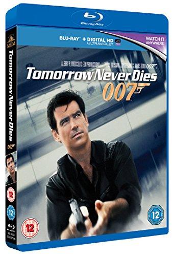 Tomorrow Never Dies [Blu-ray] [1997]