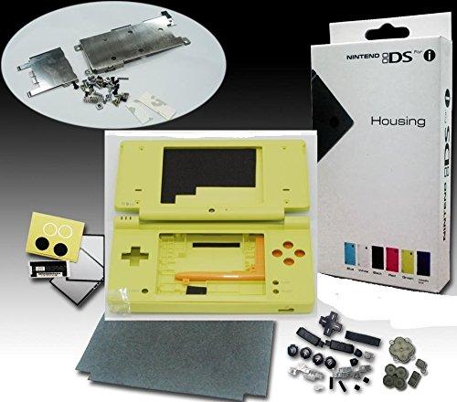 SATKIT Carcasa para Nintendo DSi en color VERDE