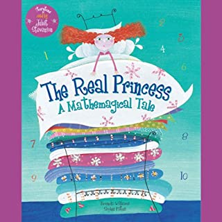The Real Princess     A Mathmagical Tale              By:                                                                                                                                 Brenda Williams                               Narrated by:                                                                                                                                 Juliet Stevenson                      Length: 15 mins     3 ratings     Overall 3.0