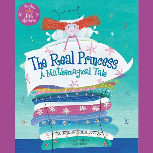The Real Princess audiobook cover art