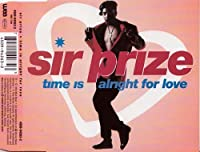 Time is alright for love [Single-CD]