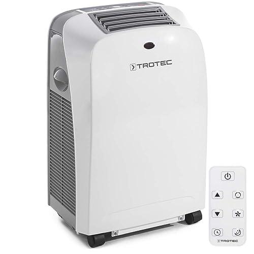 TROTEC Climatiseur Mobile Local PAC 2000 SH avec 2 KW / 7.000 BTU (Classe énergétique A)