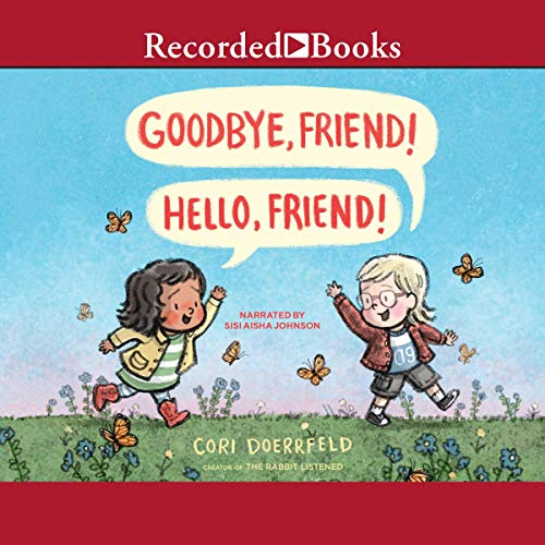 Goodbye, Friend! Hello, Friend! cover art