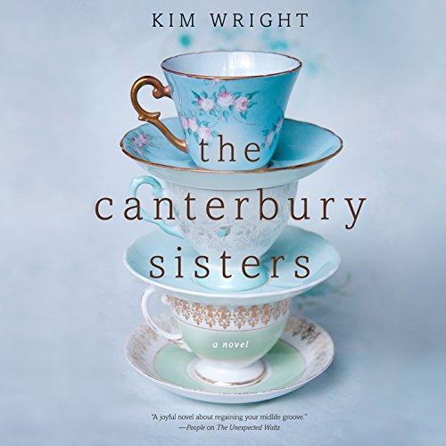 The Canterbury Sisters audiobook cover art