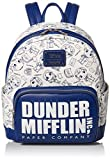 Loungefly: The Office - Dunder Mifflin Mini Cosplay Backpack, Amazon Exclusive