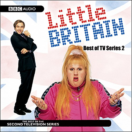 Little Britain audiobook cover art
