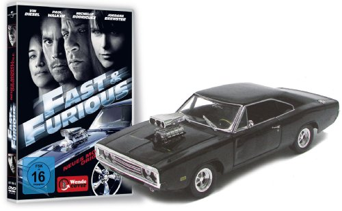 Fast & Furious - Neues Modell. Originalteile. (Limited Collector's Edition)