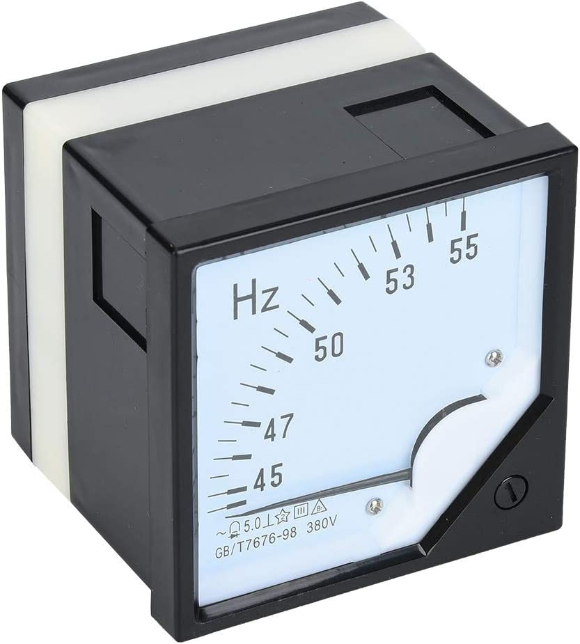 Frequency Free shipping anywhere in the nation Tester High Accuracy Ammeter 380V Now free shipping Square AC