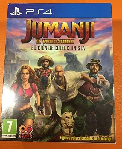 Jumanji El videojuego Edición de Coleccionista