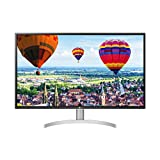 LG 32QK500-C 32-Inch Class QHD LED IPS Monitor with Radeon FreeSync (31.5' Diagonal) Silver