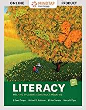 MindTap Education, 1 term (6 months) Printed Access Card for Cooper/Robinson/Slansky/Kiger's Literacy: Helping Students Construct Meaning, 10th