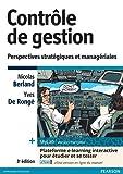 Contrôle de gestion 3e édition + MyLab - Perspectives stratégiques et managériales