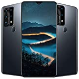 Lenove P40 Pro+ Smartphone, 4800mAh-Akku, 6,7-Zoll-HD+ 1440 x 3040, 4G / 5G-Dual-SIM-Mobile Phone, Android 10.0, Deca-Core, 8 + 512 GB ROM/128G-Erweiterung, 13MP / 24MP-Kameras [4 Speichertypen]