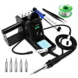 Best Soldering Stations - FASTTOBUY Soldering Station,60W Digital Soldering Iron Station Kit Review